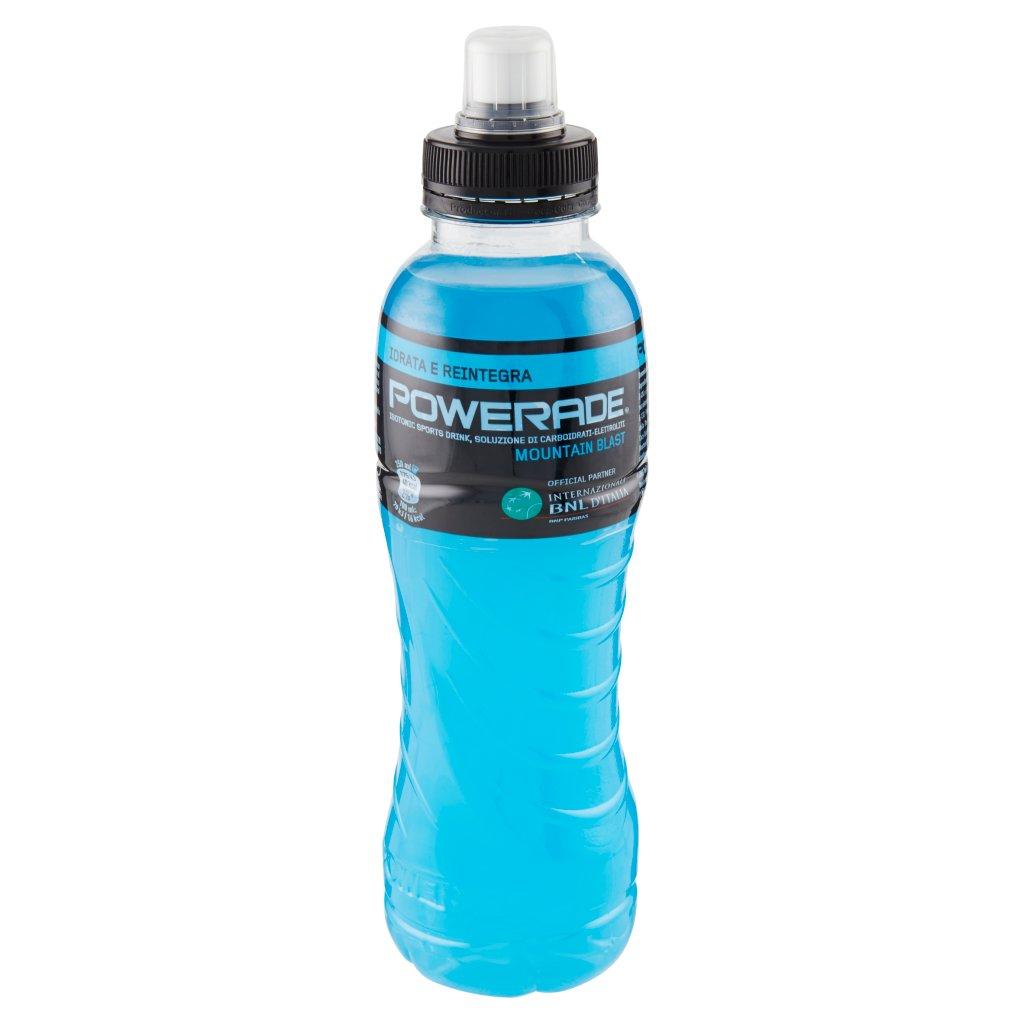 Powerade Sport Drink Mountain Blast