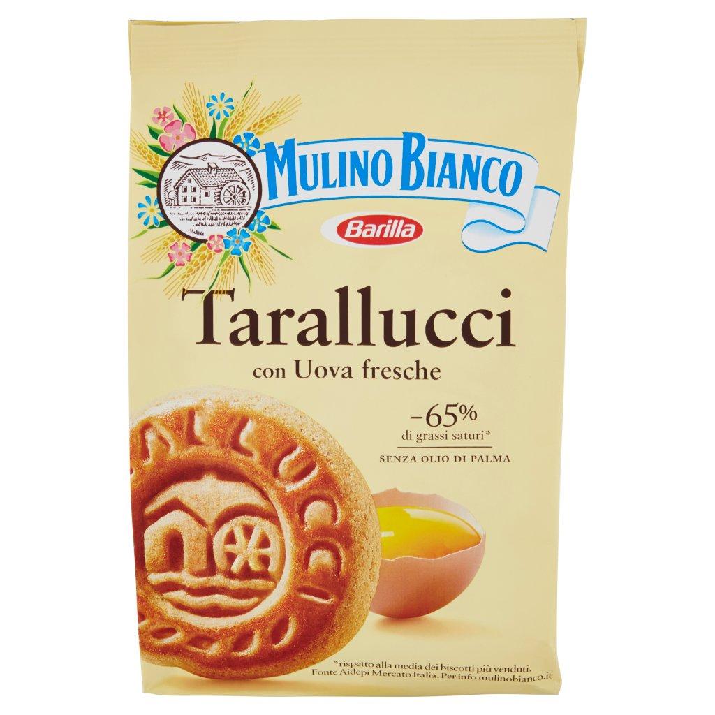 Mulino Bianco Tarallucci con Uova Fresche
