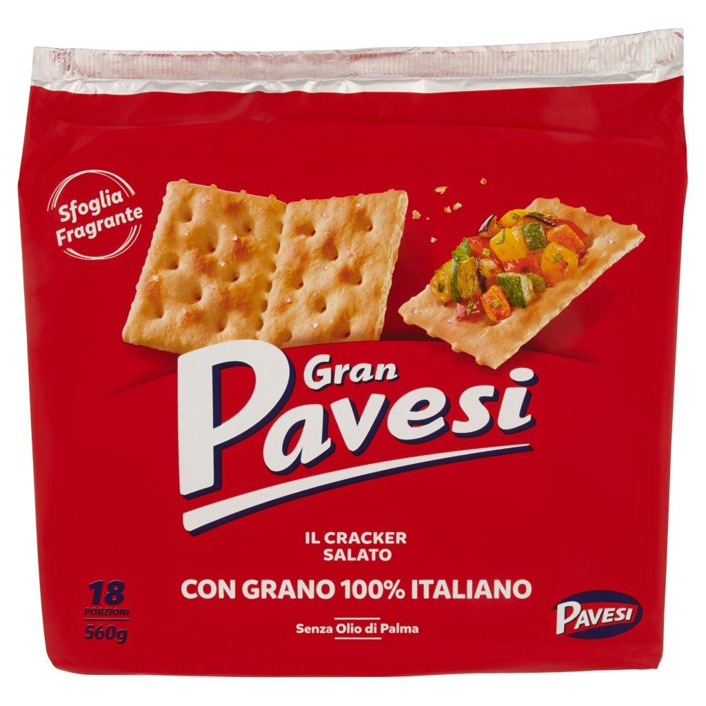 Gran Pavesi Il Cracker Salato