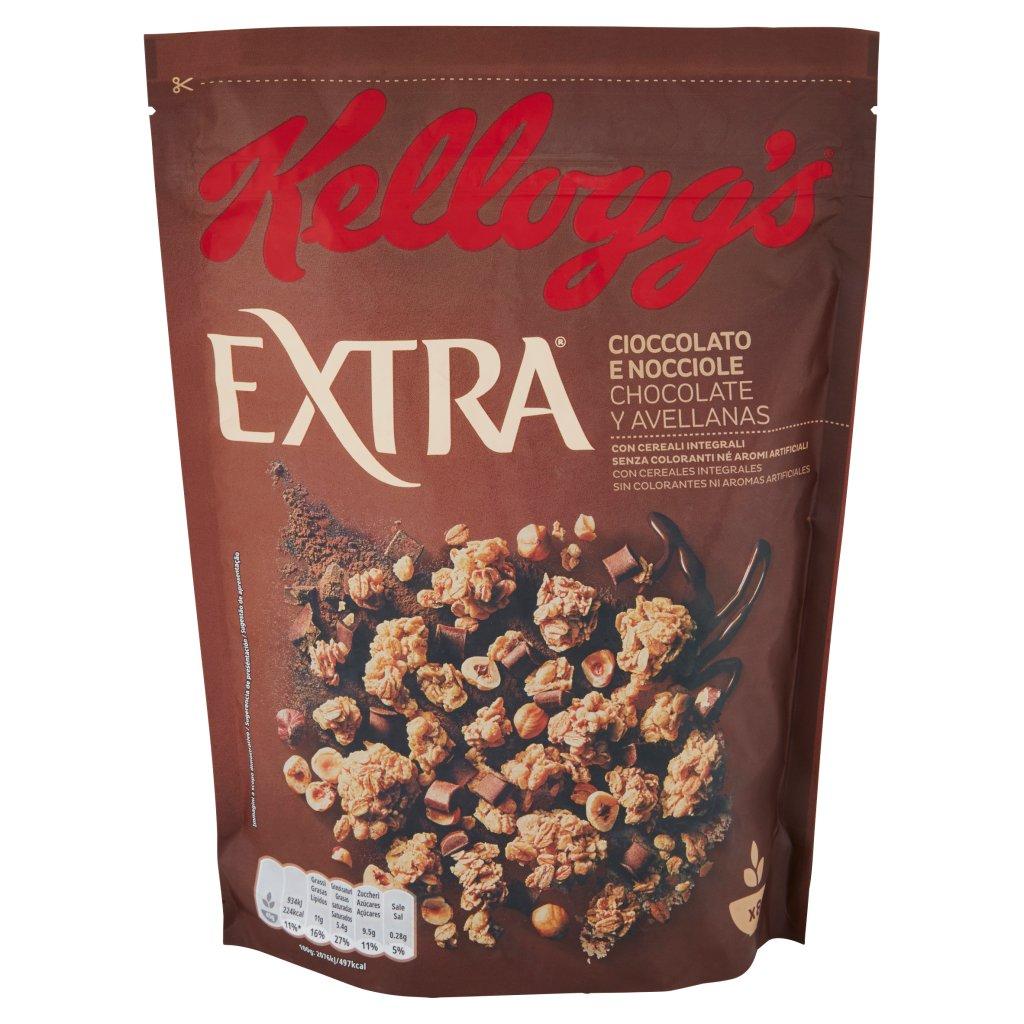 Kellogg's Extra Cioccolato e Nocciole