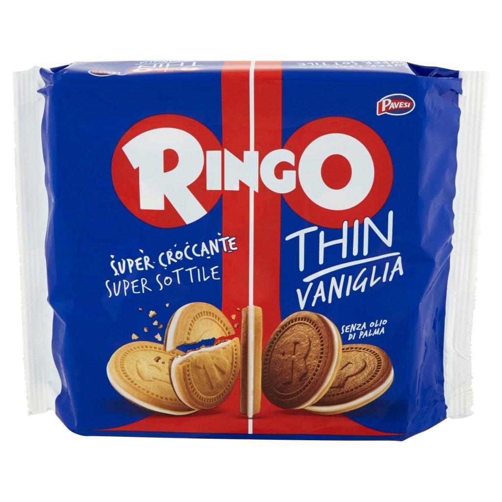 Ringo Pavesi Thin Vaniglia