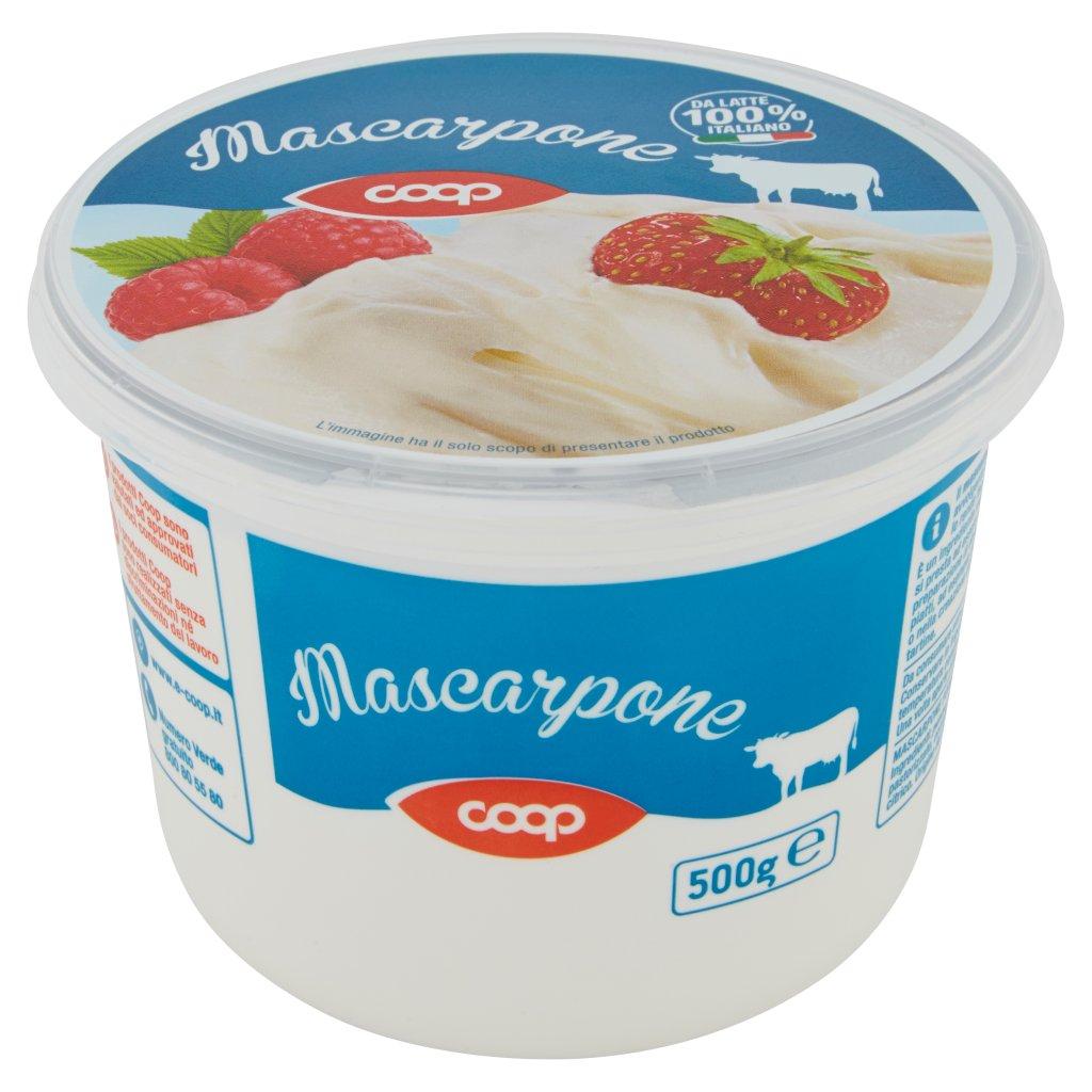 Coop Mascarpone