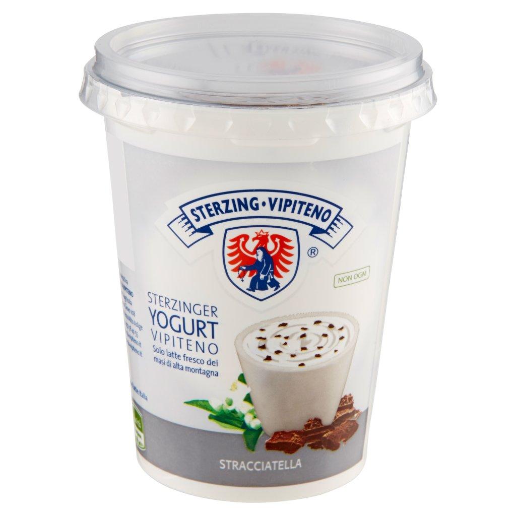 Sterzing Vipiteno Yogurt Stracciatella