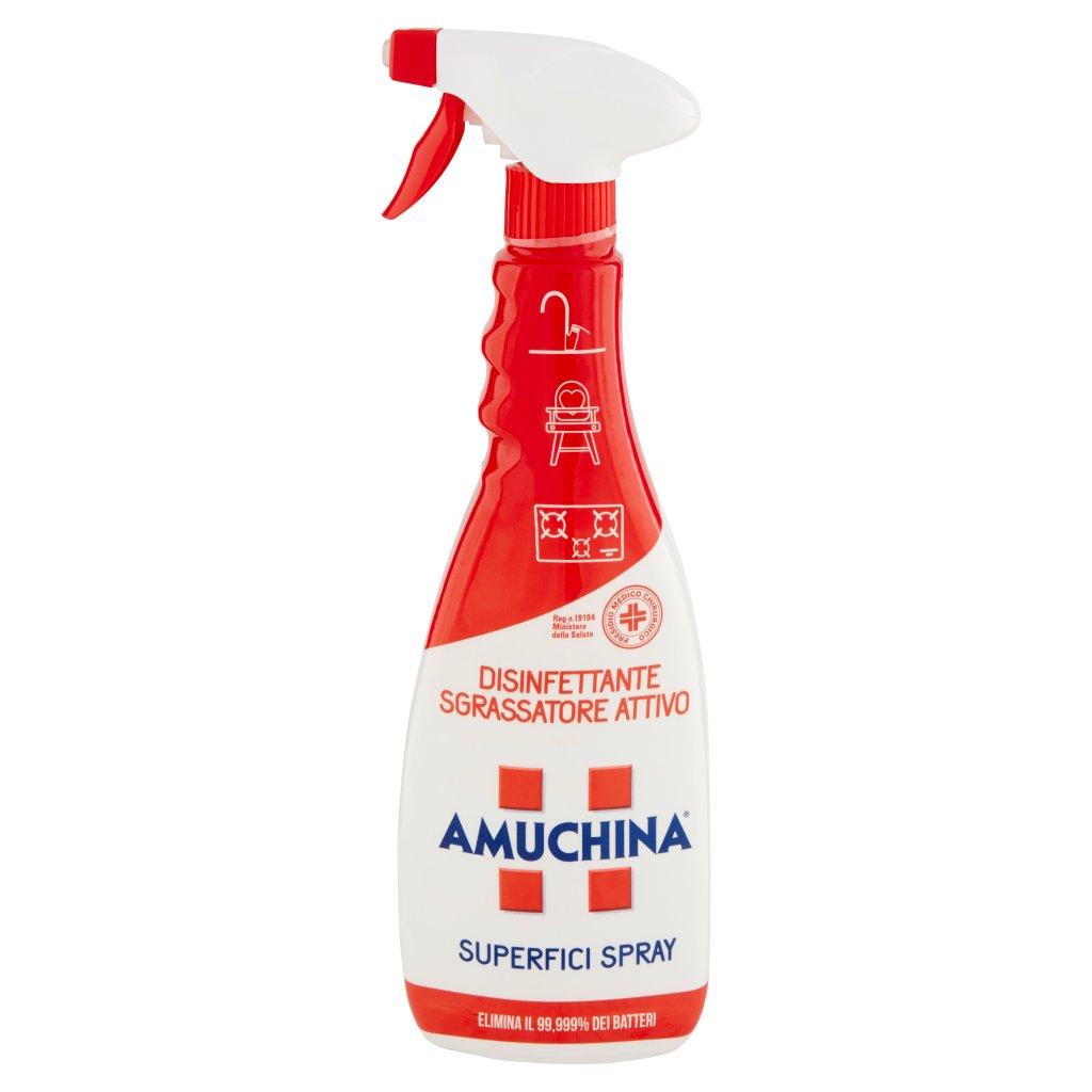 Amuchina Superfici Spray New