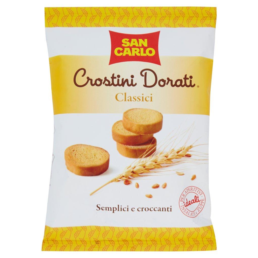 San Carlo Crostini Dorati Classici