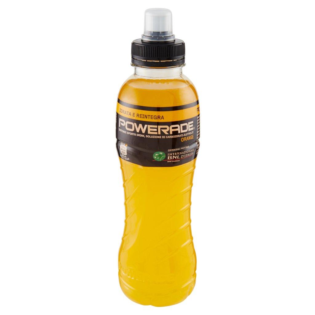 Powerade Sport Drink Gusto Arancia