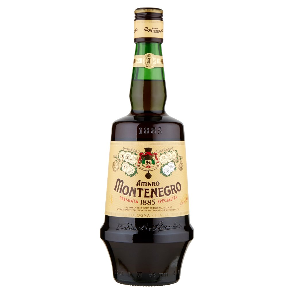 Amaro Montenegro 1885