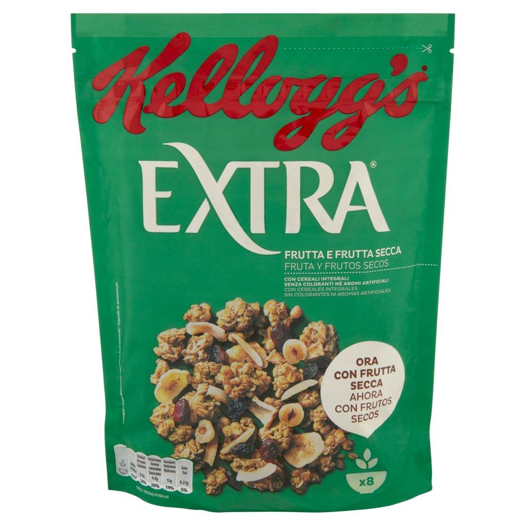 Kellogg's Extra Frutta e Frutta Secca