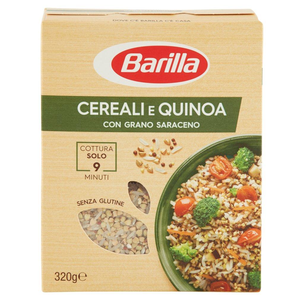 Barilla Cereali e Quinoa con Grano Saraceno