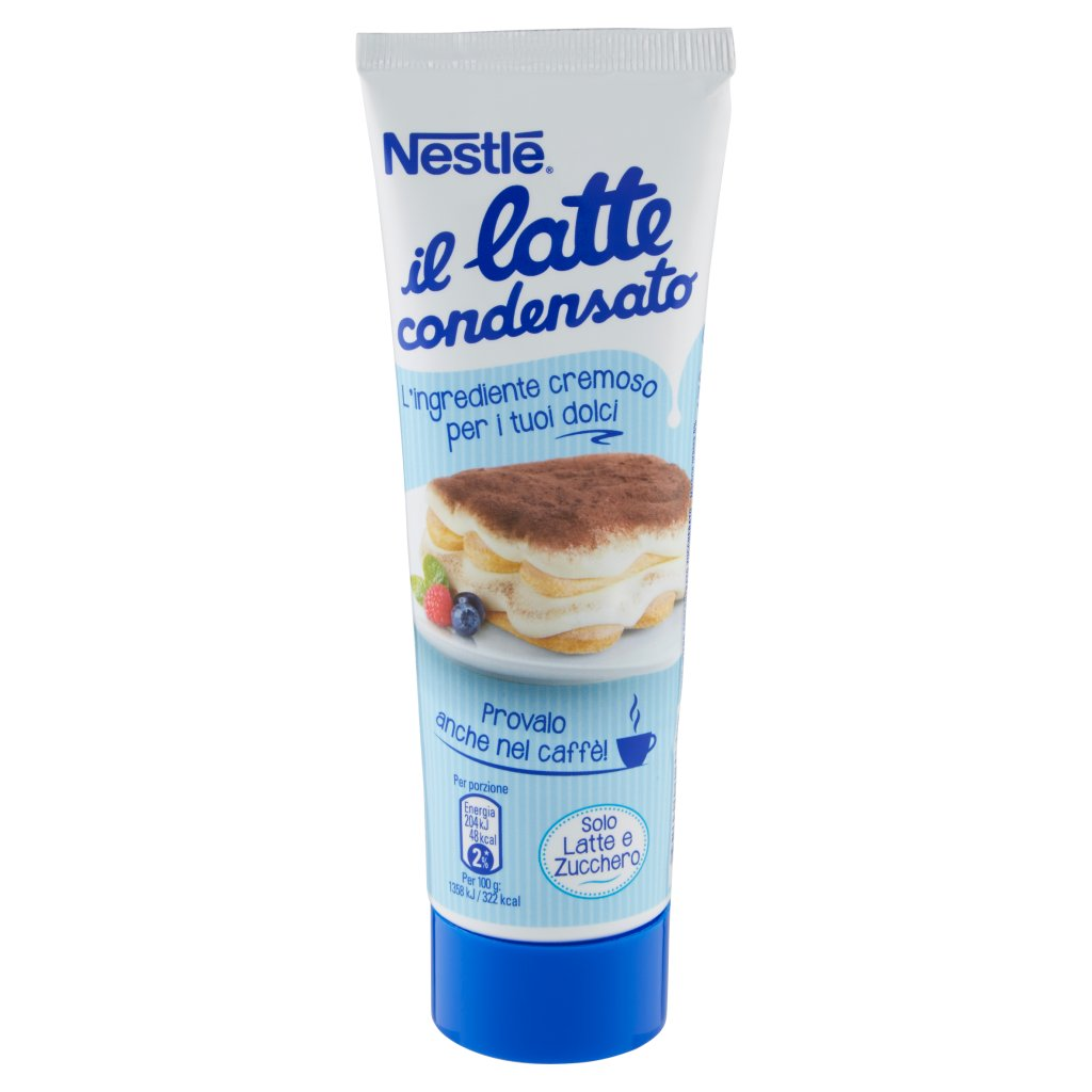 Nestlé Latte Concentrato Zuccherato