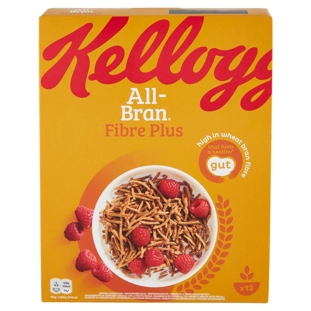 Kellogg's All Bran Fibre Plus