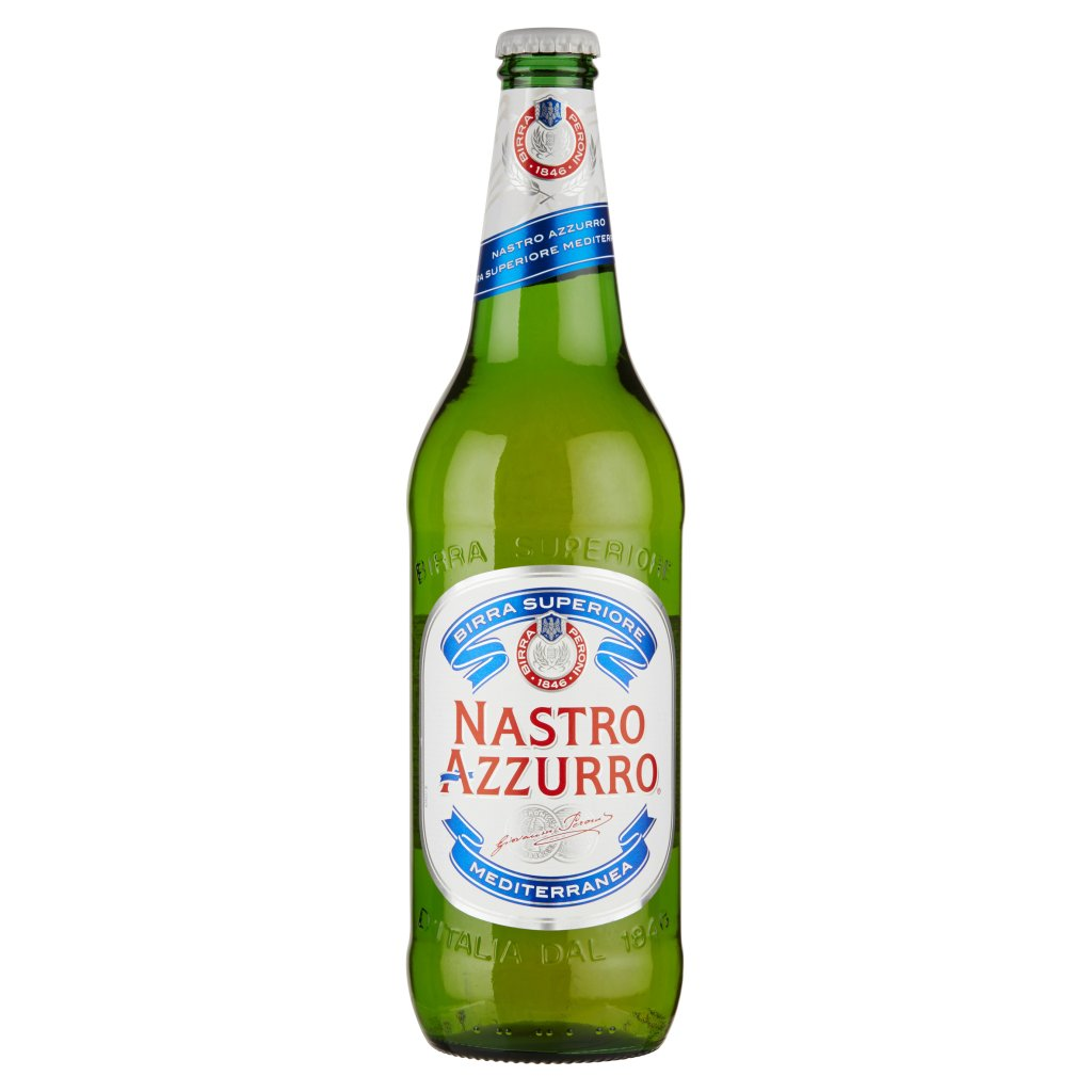 Nastro Azzurro Birra Superiore Mediterranea