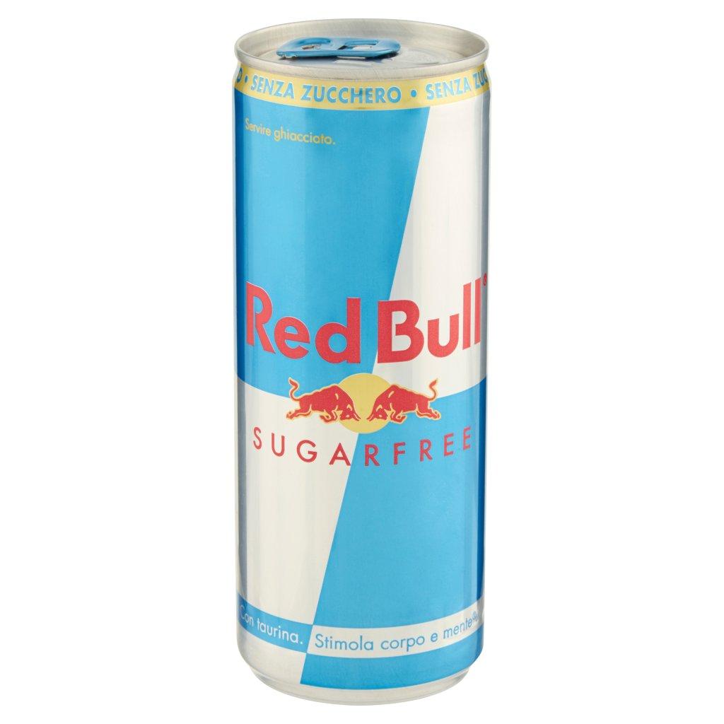 Red Bull Energy Drink senza Zuccheri