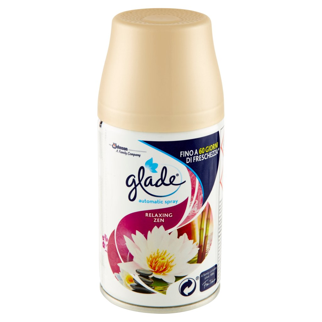 Glade Automatic Spray Ricarica Relaxing Zen