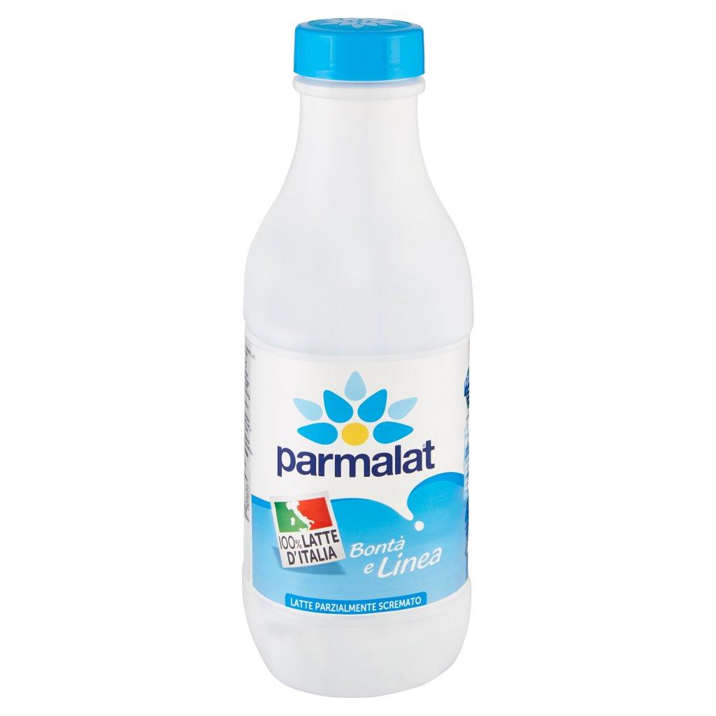 Parmalat Bontà e Linea Latte Parzialmente Scremato